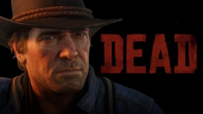 red dead redemption 2 dead
