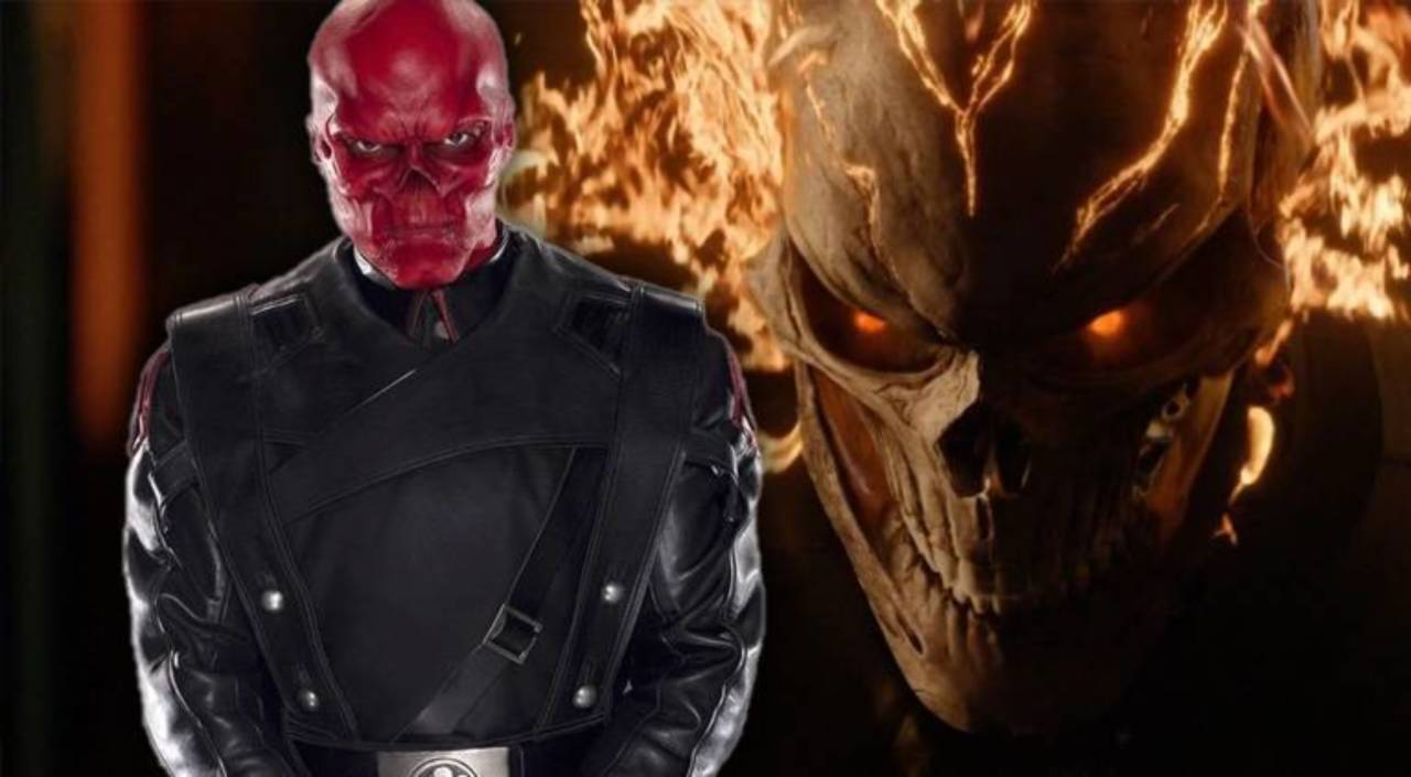 Red Skull Almost Had A Ghost Rider Like Design In Avengers