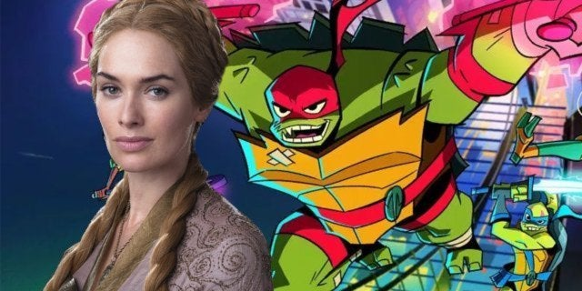 rise of the teenage mutant ninja turtles lena headey