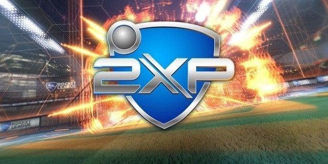 Rocket League Double XP