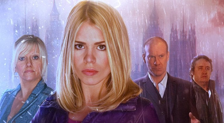 Rose Tyler the Dimension Cannon