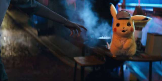 Detective Pikachu Features a Unique Cameo