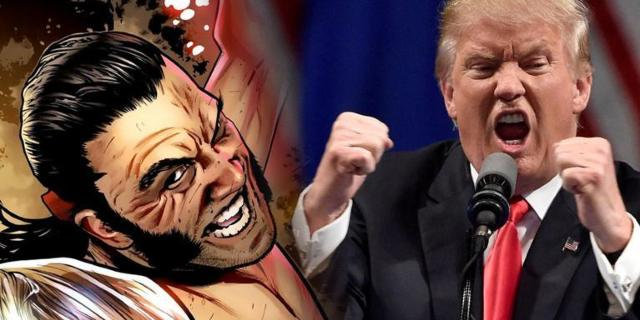 Conservative Analyst Compares Trump to 'X-Men' Villain