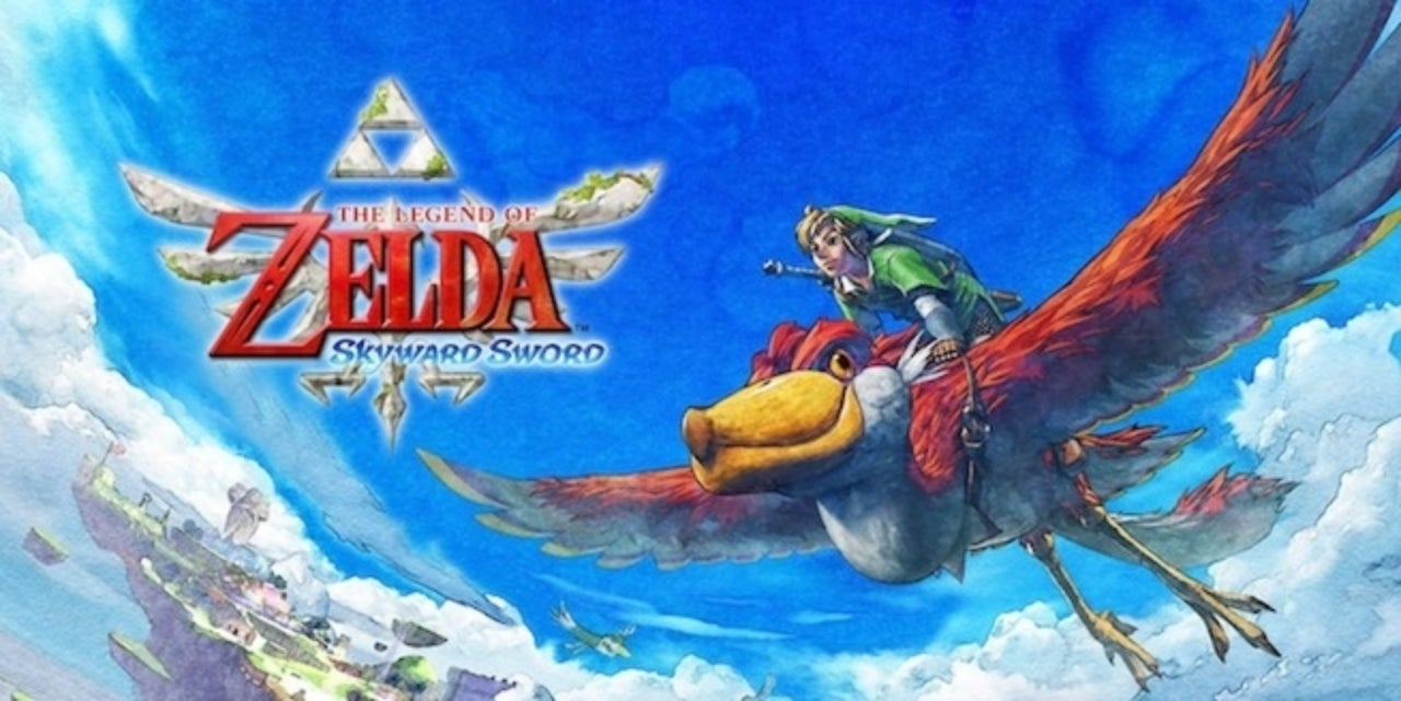 'The Legend of Zelda: Skyward Sword' Teased For Nintendo Switch