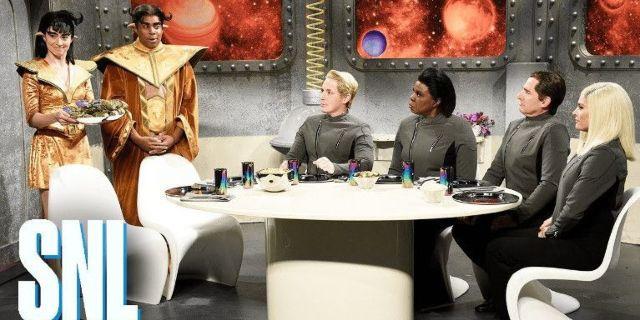 SNL Space Thanksgiving