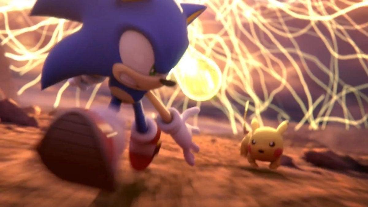 Sonic Pikachu