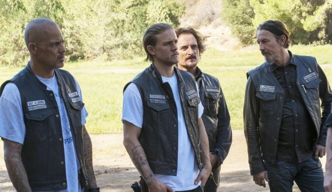 sons of anarchy happy