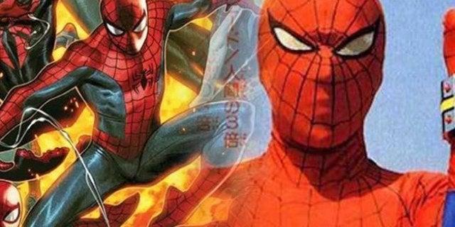 spider man japan