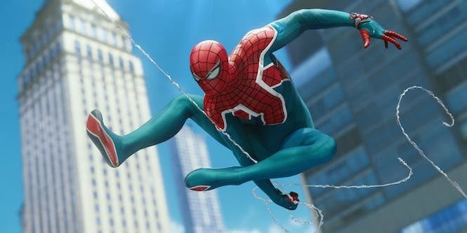 Spider-Man' PS4 Gets a New Patch In Time For 'Turf Wars' DLC