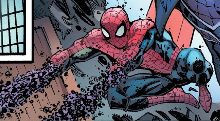 spiders man