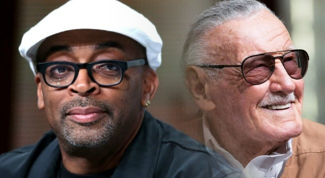 spike lee stan lee