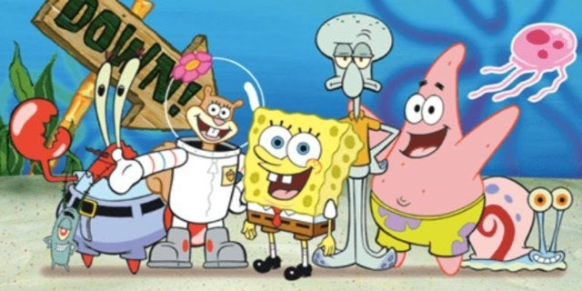 Image result for stephen hillenburg tribute