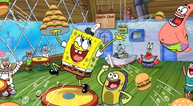 spongebob squarepants marathon