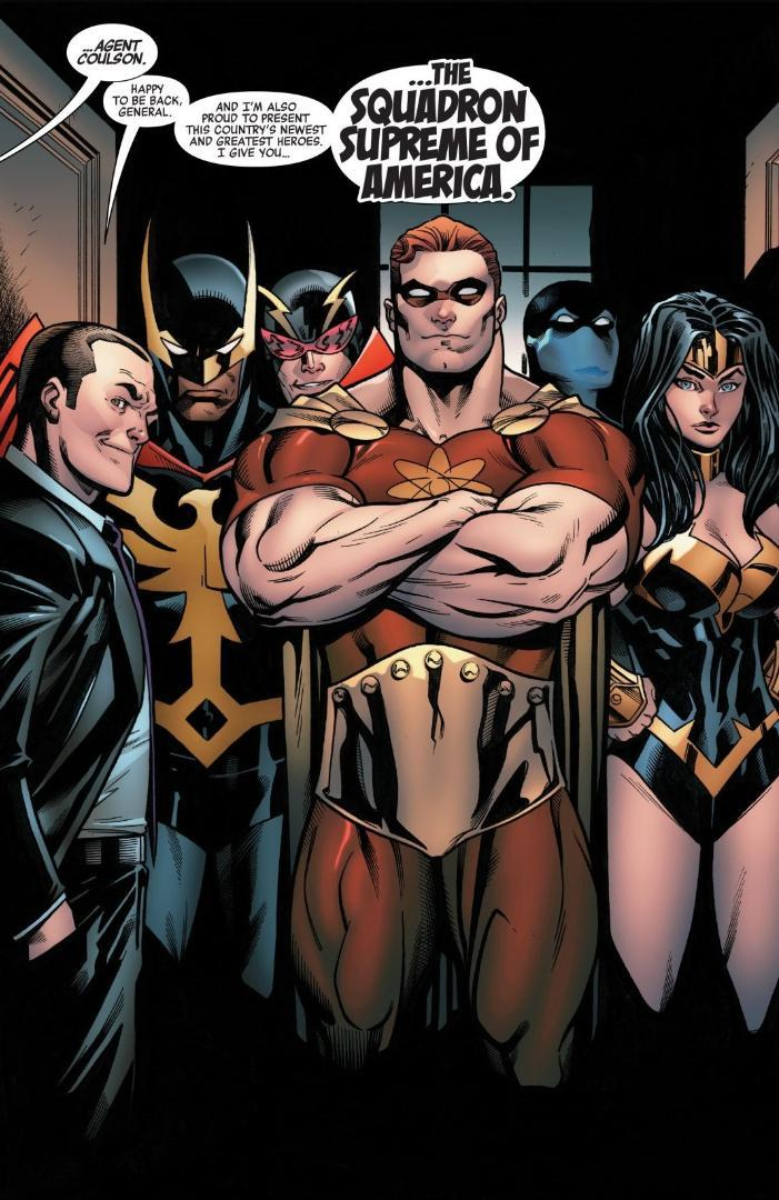 Marvel Brings Back It's Answer to the Justice League of America