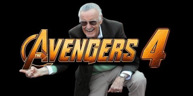 Stan Lee Already Filmed His 'Avengers 4' Cameo