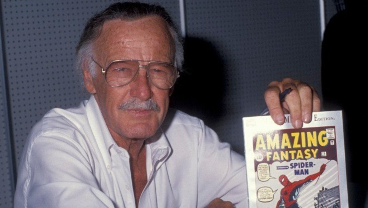 Stan Lee Created One Final Superhero With His Daughter Before He Died