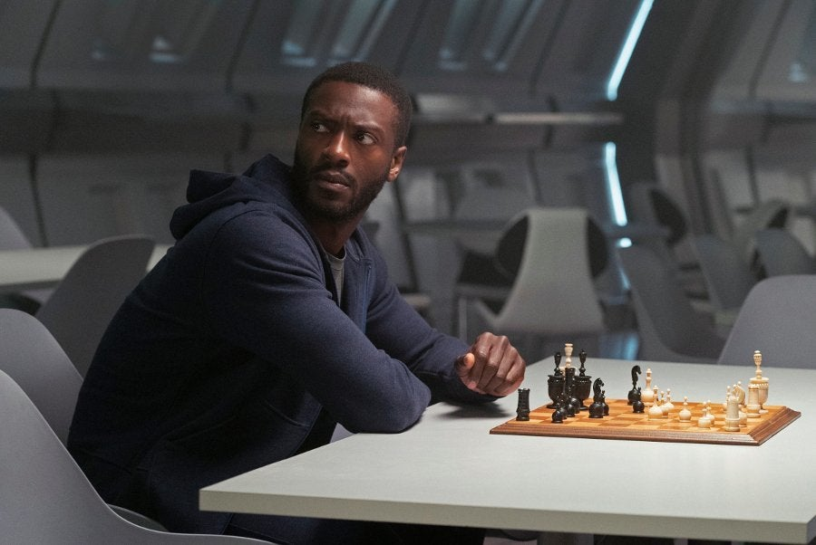Star Trek Craft Aldis Hodge