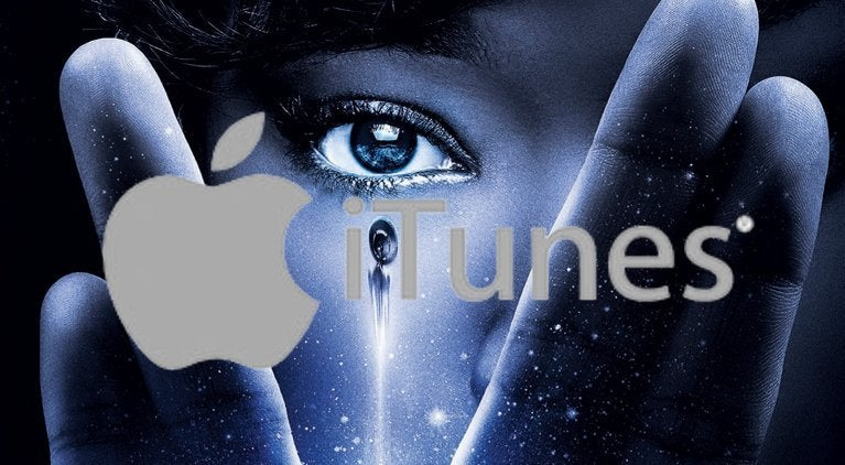 Star Trek Discovery iTunes