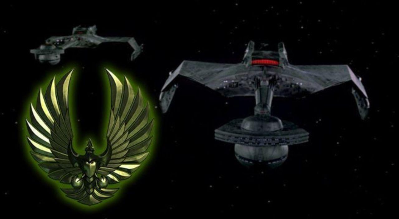 Star Trek Reveals New Klingon Ship Design And Romulan Threat