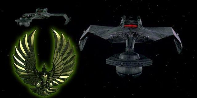 Star Trek Discovery Klingon D7 Battle Cruisers