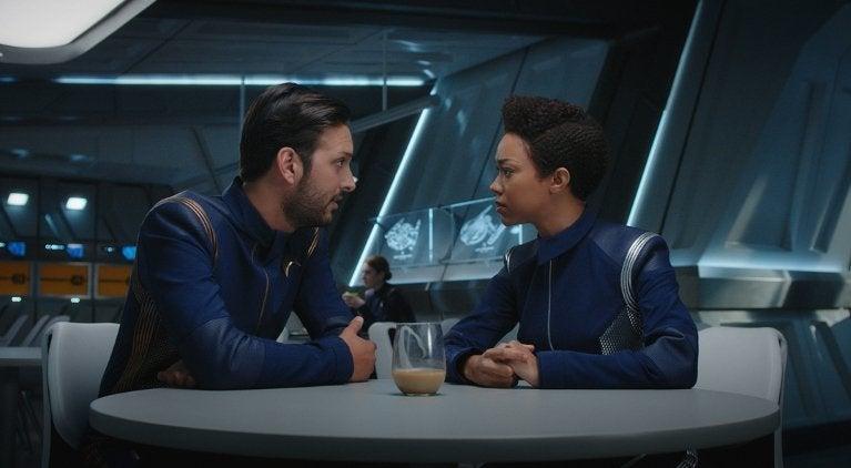 Star Trek Discovery Season 2 Ash Tyler Voq