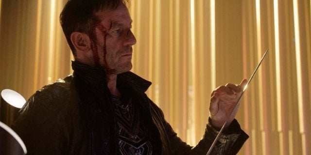 Star Trek Gabriel Lorca Jason Isaacs