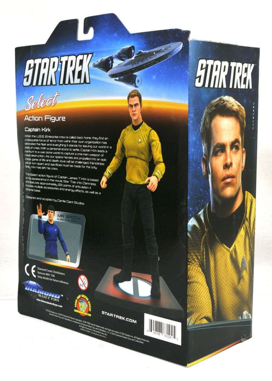 Star Trek Into Darkness Diamond Figures 02