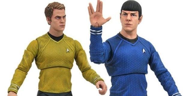 Star Trek Into Darkness Diamond Select Toys