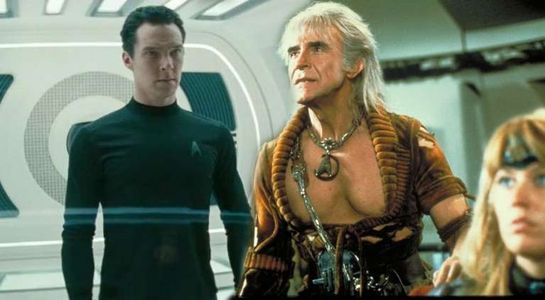 Star Trek Into Darkness Nicholas Meyer