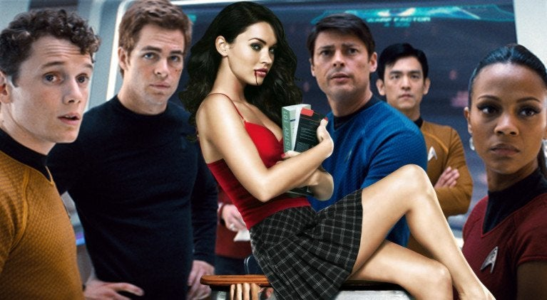 Star Trek Megan Fox
