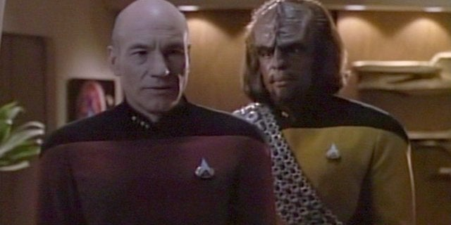 Star Trek: No, Michael Dorn Isn't Back as Worf in Picard