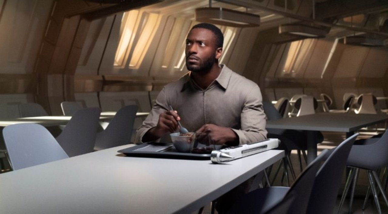 Star Trek: Aldis Hodge Talks Introducing Craft in 'Short