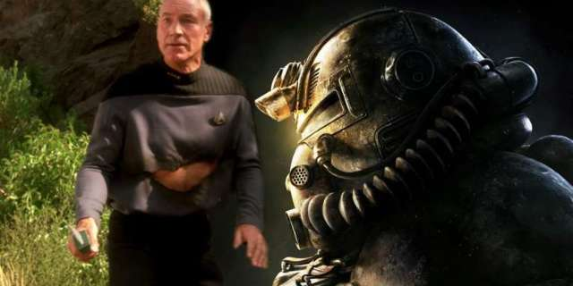 Star Trek The Next Generation Fallout 76 Easter Egg