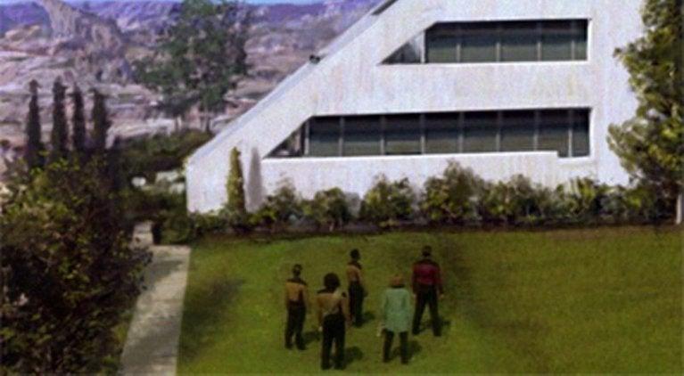 Star Trek The Next Generation The Survivors