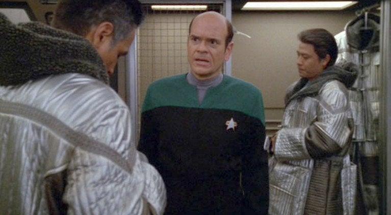 Star Trek Voyager Timeless