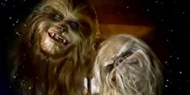 star wars holiday special malla itchy wookiees