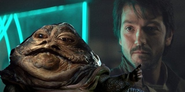 star-wars-rogue-one-diego-luna-touches-jabba-the-hutt
