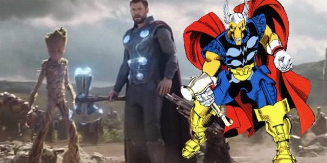 'Avengers: Infinity War': Why Stormbreaker Looks More Like Ultimate Mjolnir and Not Beta Ray Bill's Hammer