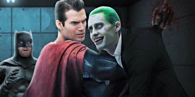 'Suicide Squad' Director Trolls Fans With Superman vs Joker Deleted Scene Tease