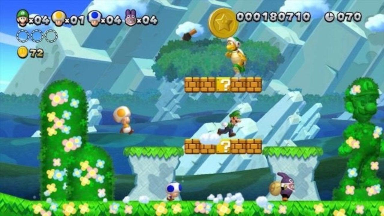 New Super Mario Bros U Deluxe Features Revealed