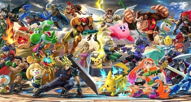 Nintendo Pursuing 'Super Smash Bros  Ultimate' Leaks On YouTube