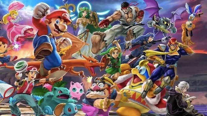 Super Smash 2
