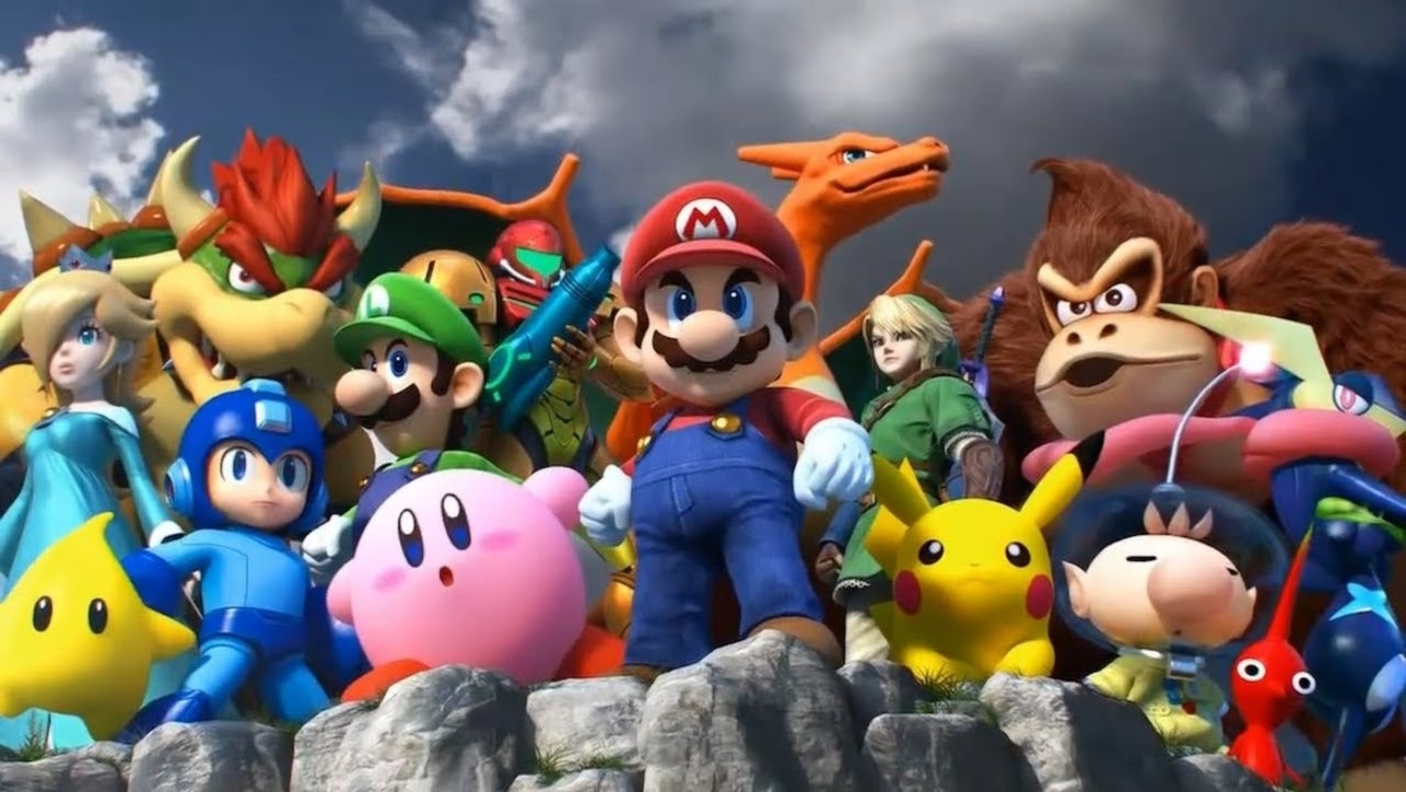Full 'Super Smash Bros  Ultimate' Game Leaked by Nintendo