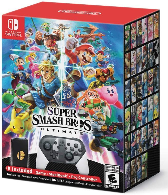 super-smash-bros-ultimate-special-edition
