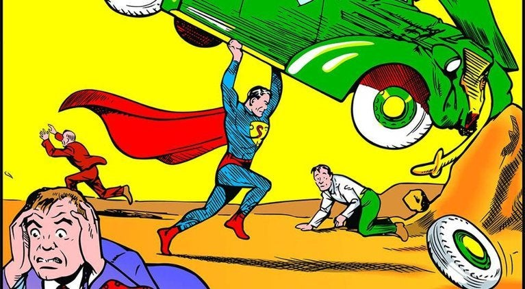 Superman vs the KKK