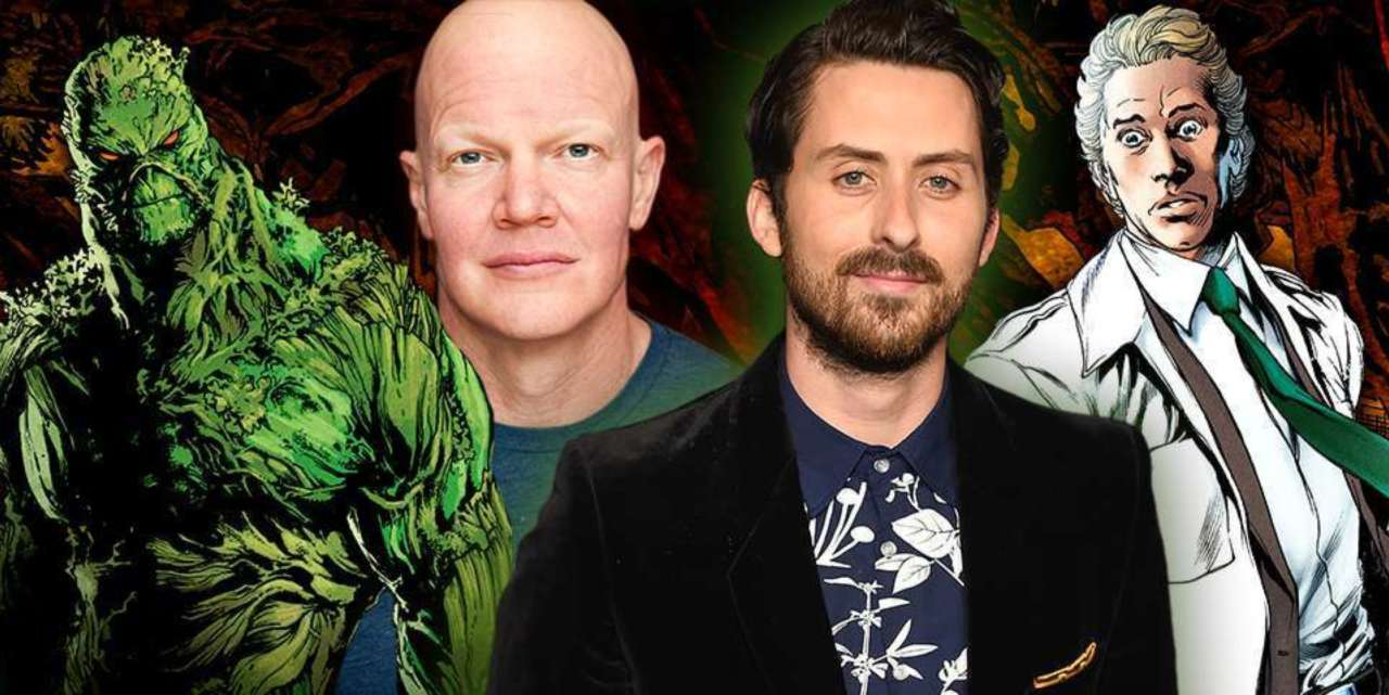 'Swamp Thing' Star Isn't Sure When Production Will Resume