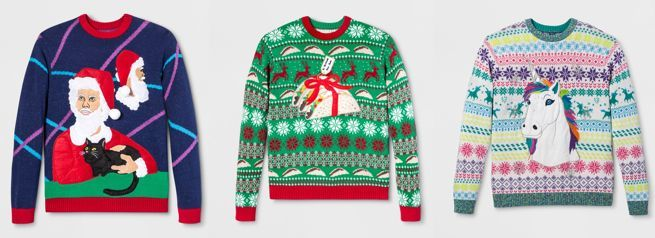 Nerdy Christmas Sweaters.The Best Ugly Nerdy Christmas Sweaters Of 2018
