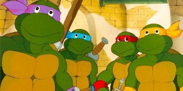teenage mutant ninja turtles original cartoon