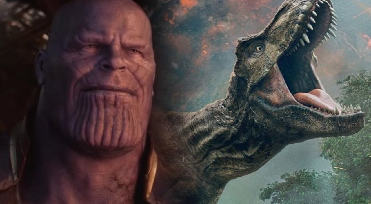 Image result for New Dinosaur Species Named After Marvel's Thanos