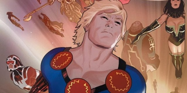 Marvel Studios' Kevin Feige Explains Why 'Eternals' Is Perfect For MCU
